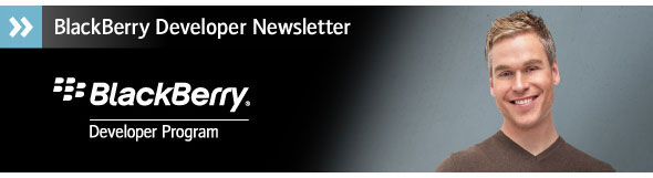 BlackBerry – Developer Newsletter