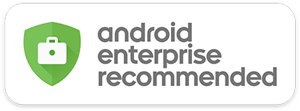 BB Android Enterprise Recommended