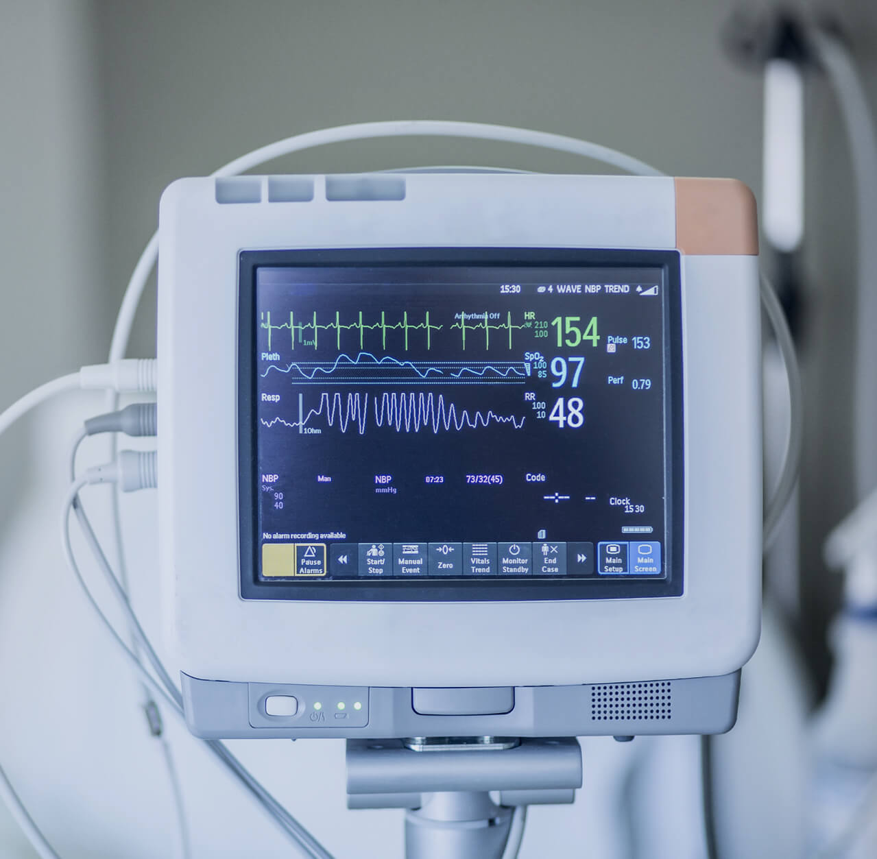Securely Connect and Manage Healthcare Things