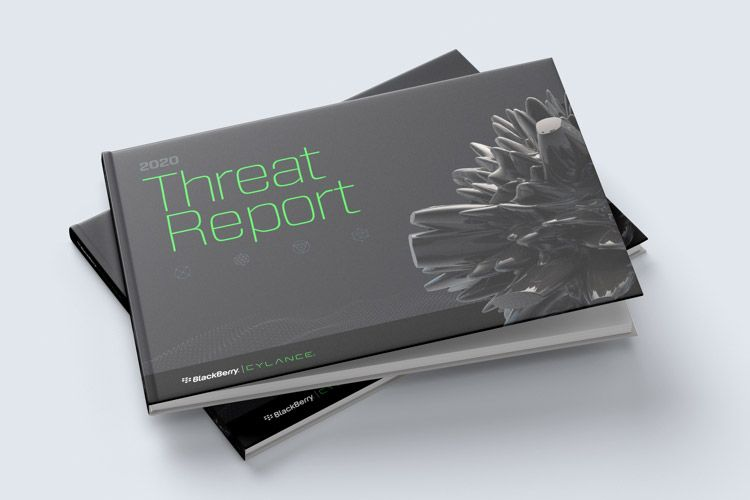 Download the BlackBerry 2020 Threat Report